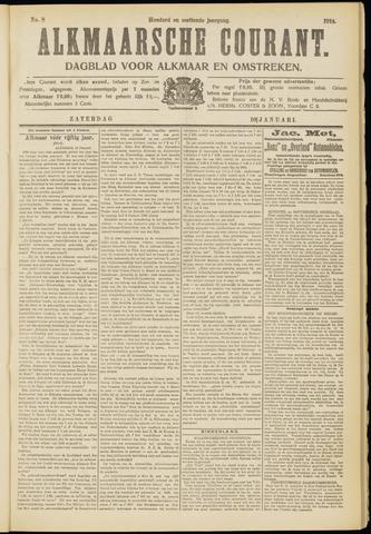 Alkmaarsche Courant 1914-01-10