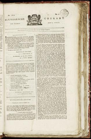 Alkmaarsche Courant 1818-04-20