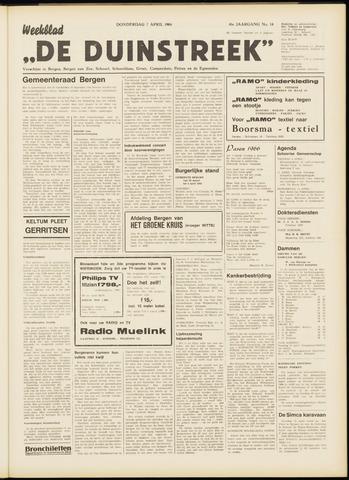 De Duinstreek 1966-04-07