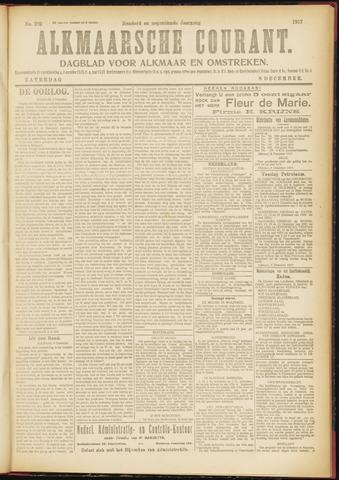 Alkmaarsche Courant 1917-12-08