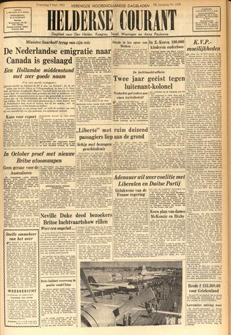 Heldersche Courant 1953-09-09