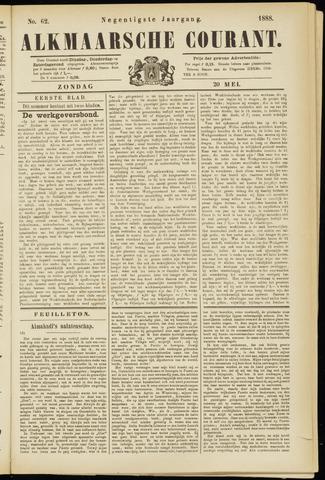 Alkmaarsche Courant 1888-05-20