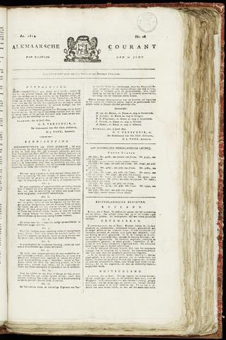 Alkmaarsche Courant 1819-06-28