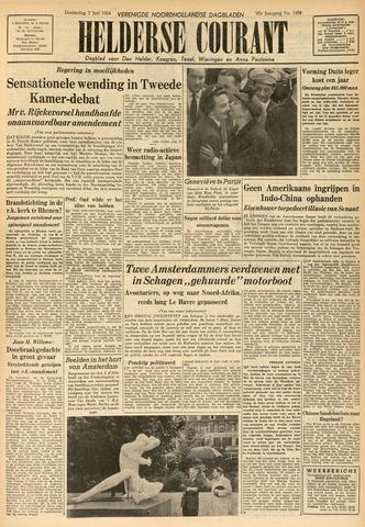 Heldersche Courant 1954-06-03