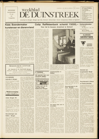 De Duinstreek 1968-07-04