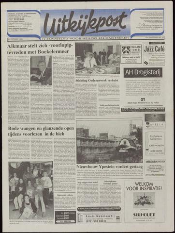 Uitkijkpost : nieuwsblad voor Heiloo e.o. 1996-10-30