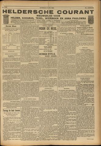 Heldersche Courant 1923-07-21