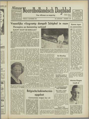 Nieuw Noordhollandsch Dagblad : voor Alkmaar en omgeving 1946-11-15