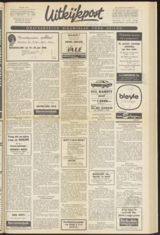 Uitkijkpost : nieuwsblad voor Heiloo e.o. 1969-06-18
