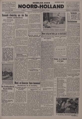 Dagblad Noord-Holland, Schager editie 1942-12-22