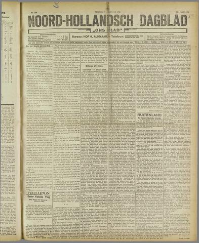 Ons Blad : katholiek nieuwsblad voor N-H 1921-08-19