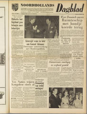 Noordhollands Dagblad : dagblad voor Alkmaar en omgeving 1961-03-10