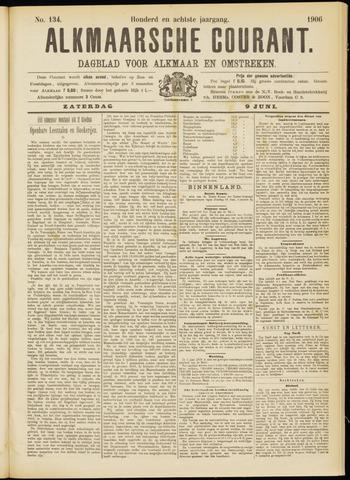 Alkmaarsche Courant 1906-06-09