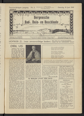 Bergensche bad-, duin- en boschbode 1948-06-19