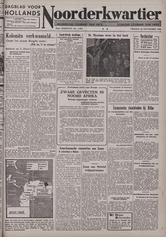 Dagblad voor Hollands Noorderkwartier 1941-11-28