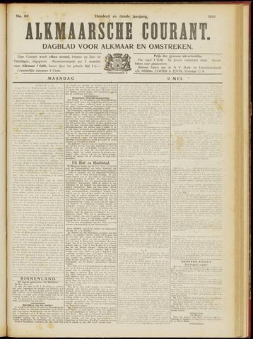 Alkmaarsche Courant 1908-05-11