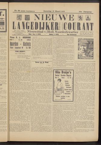 Nieuwe Langedijker Courant 1929-03-16