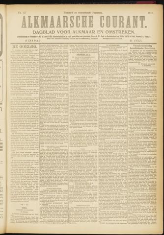 Alkmaarsche Courant 1917-07-31