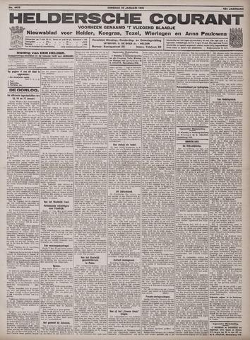 Heldersche Courant 1915-01-19