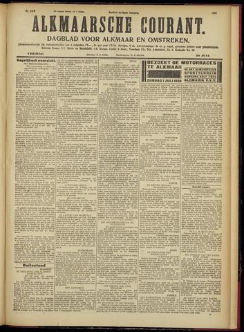 Alkmaarsche Courant 1928-06-29