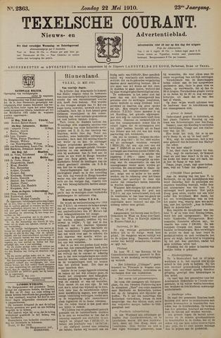 Texelsche Courant 1910-05-22