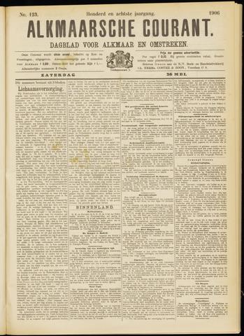 Alkmaarsche Courant 1906-05-26