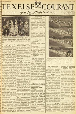 Texelsche Courant 1957-06-15