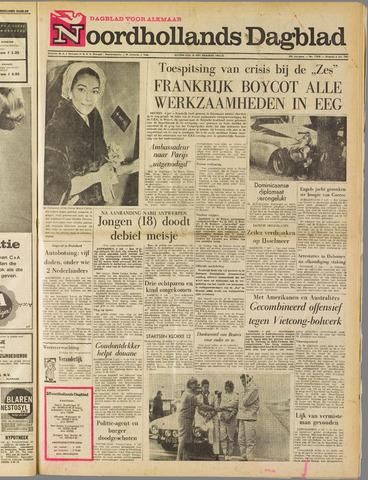 Noordhollands Dagblad : dagblad voor Alkmaar en omgeving 1965-07-06