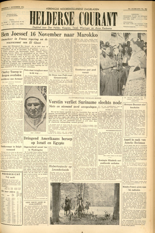 Heldersche Courant 1955-11-07