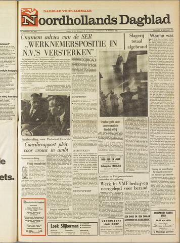 Noordhollands Dagblad : dagblad voor Alkmaar en omgeving 1969-09-20