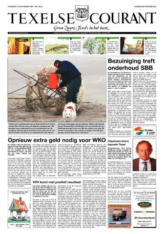 Texelsche Courant 2012-02-28