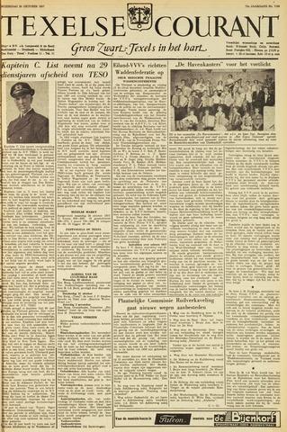 Texelsche Courant 1957-10-30