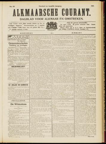 Alkmaarsche Courant 1910-03-23