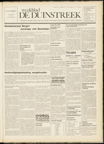 De Duinstreek 1967-12-07