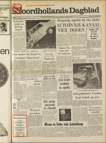 Noordhollands Dagblad : dagblad voor Alkmaar en omgeving 1969-12-15