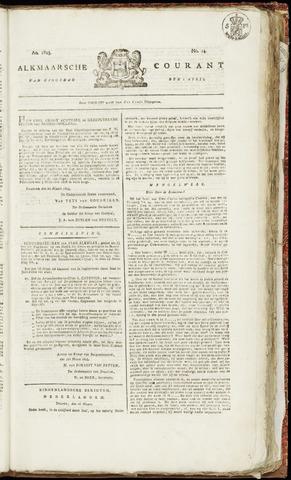 Alkmaarsche Courant 1823-04-01