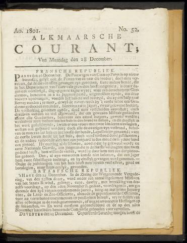 Alkmaarsche Courant 1801-12-28