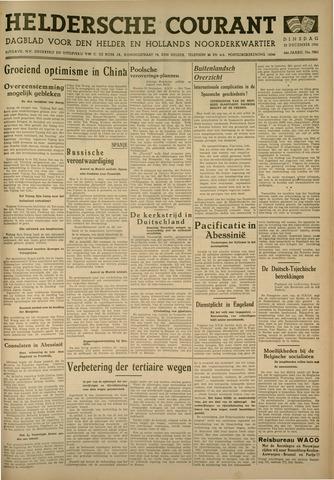 Heldersche Courant 1936-12-22