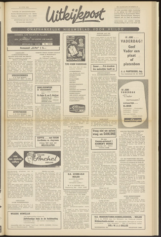 Uitkijkpost : nieuwsblad voor Heiloo e.o. 1963-06-13