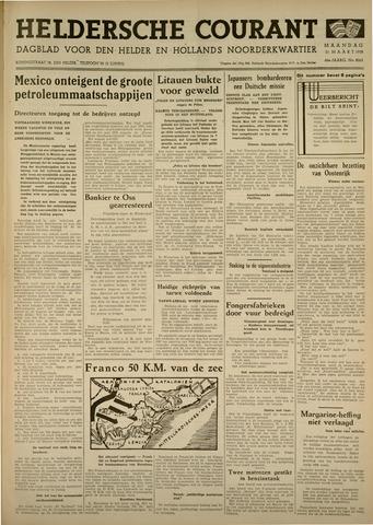 Heldersche Courant 1938-03-21