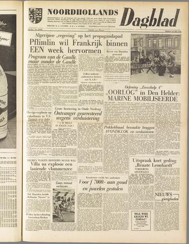 Noordhollands Dagblad : dagblad voor Alkmaar en omgeving 1958-05-23