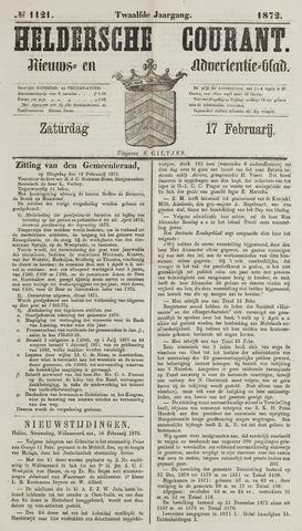 Heldersche Courant 1872-02-17