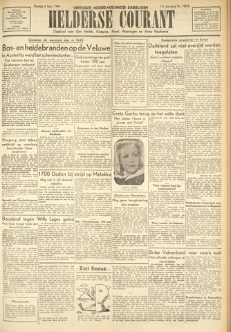 Heldersche Courant 1949-09-06