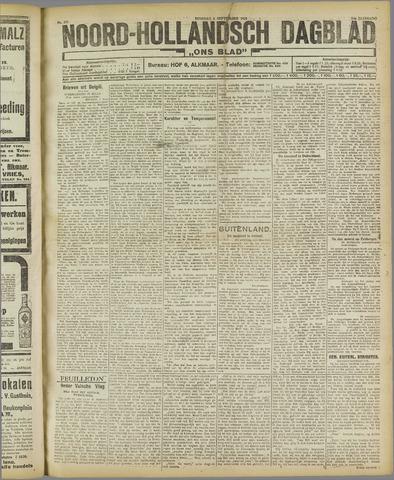 Ons Blad : katholiek nieuwsblad voor N-H 1921-09-06