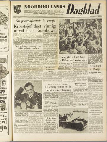Noordhollands Dagblad : dagblad voor Alkmaar en omgeving 1960-05-19