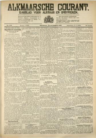 Alkmaarsche Courant 1930-10-28
