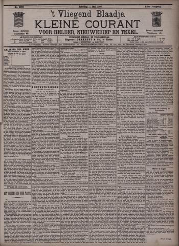 Vliegend blaadje : nieuws- en advertentiebode voor Den Helder 1897-05-01