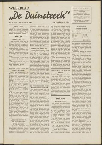 De Duinstreek 1945-10-05