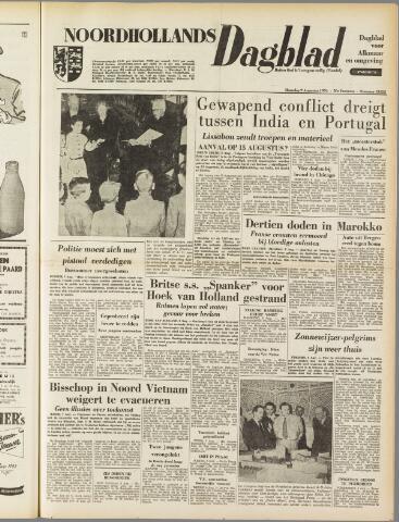 Noordhollands Dagblad : dagblad voor Alkmaar en omgeving 1954-08-09