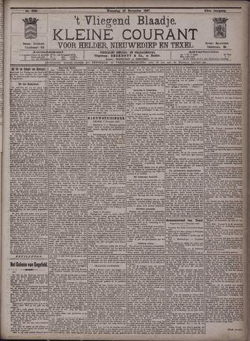 Vliegend blaadje : nieuws- en advertentiebode voor Den Helder 1897-11-10
